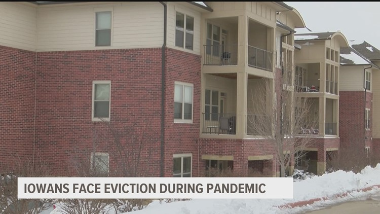 Last-minute resources for Iowans facing eviction