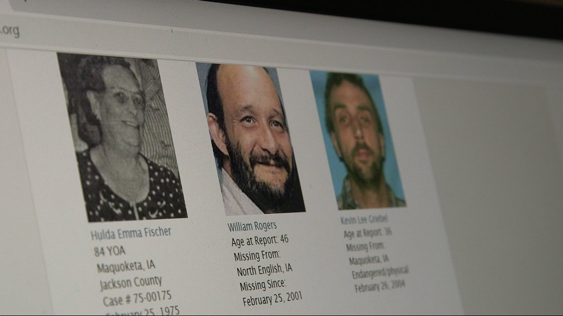 A bill would create a task force to investigate Iowa cold cases. So what would that look like?