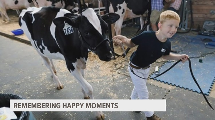 Remembering Happy Moments: State Fair edition