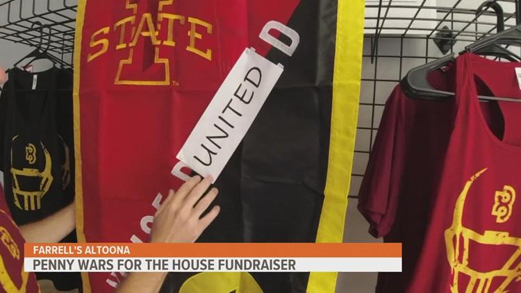 Altoona gym raising money for Ronald McDonald House during Cy-Hawk Week