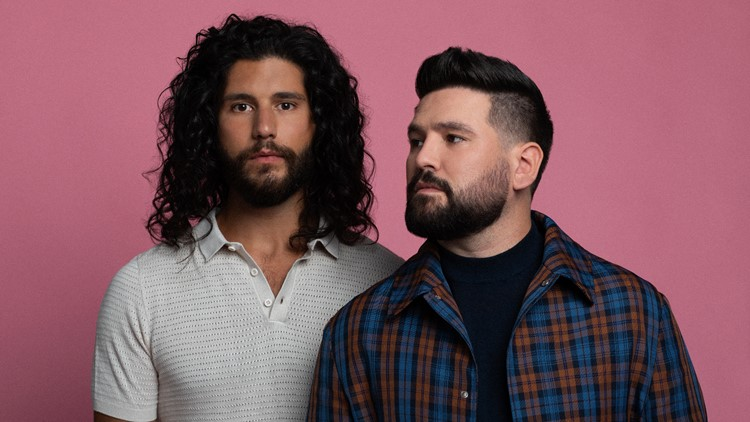 Dan + Shay to replace Keith Urban at Iowa State Fair Grandstand