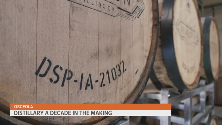 Distillery a decade in the making