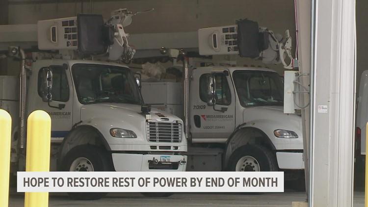 MidAmerican workers return to Iowa following Hurricane Ida cleanup in Louisiana