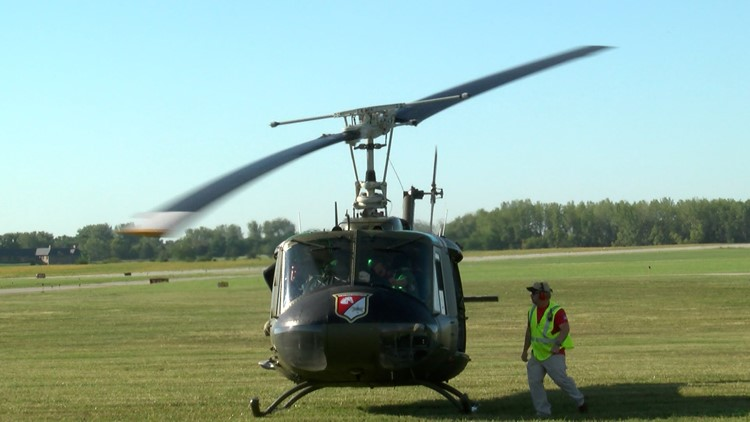 'Flights for the Brave' offers helicopter rides for a cause