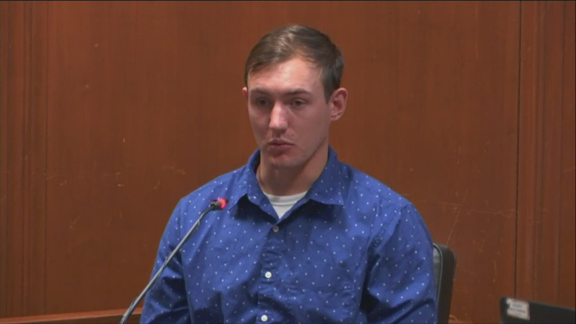 Dalton Jack, Mollie Tibbetts' boyfriend, testifies on Day 5 of Cristhian Bahena Rivera trial