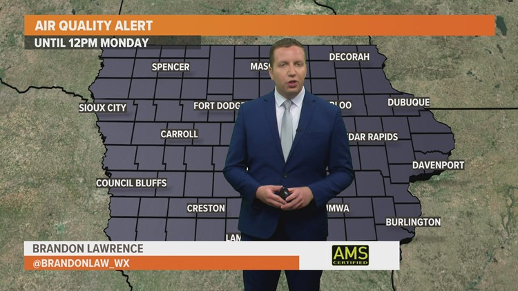 Morning Weather Update: August 2, 2021