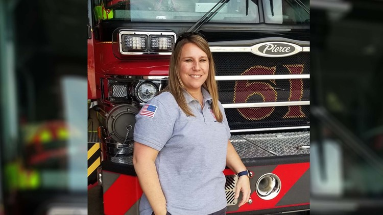 Norwalk hires first female fire chief