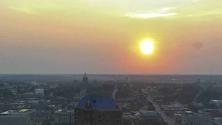 Are smoky summer skies the new normal?
