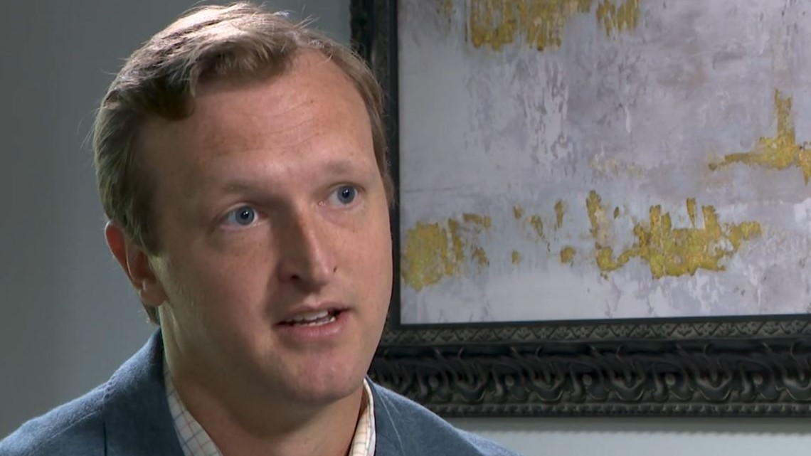 FULL INTERVIEW: Marcus Coenen running for Des Moines City Council in 2021