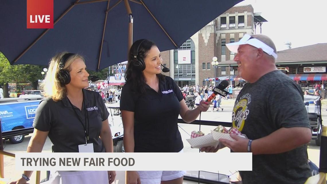 Fair Food 2021: The Giorgio with G Mig's