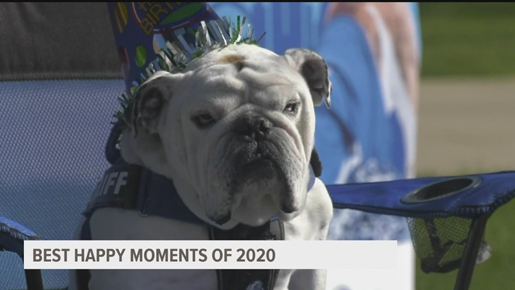 Remembering 2020 | Best of 'Happy Moments' (Pt. 2)