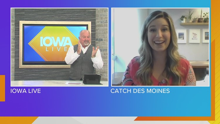 Catch Cookies on Tap, Night Eyes, Iowa Wild and Trunk or Treat in Des Moines!