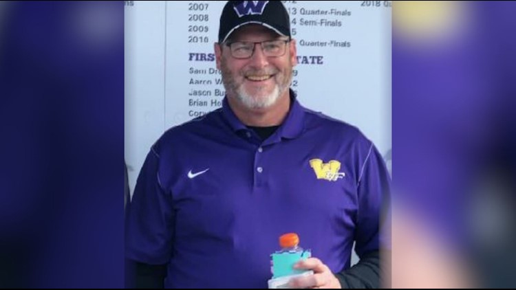 Community of Waukee mourns loss of youth football coach to COVID-19