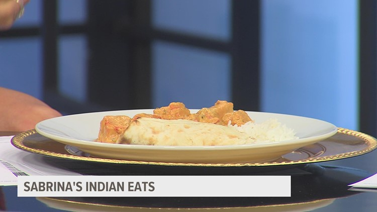 'GMI' Eats: Chicken tikka masala