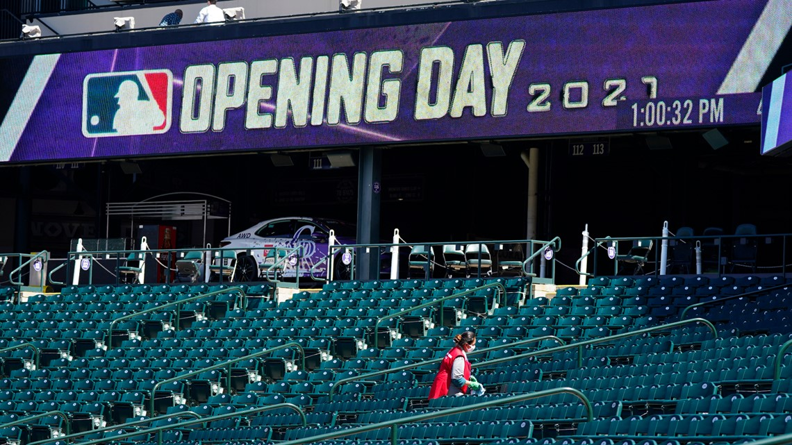 MLB Opening Day brings stars, hope and crowds