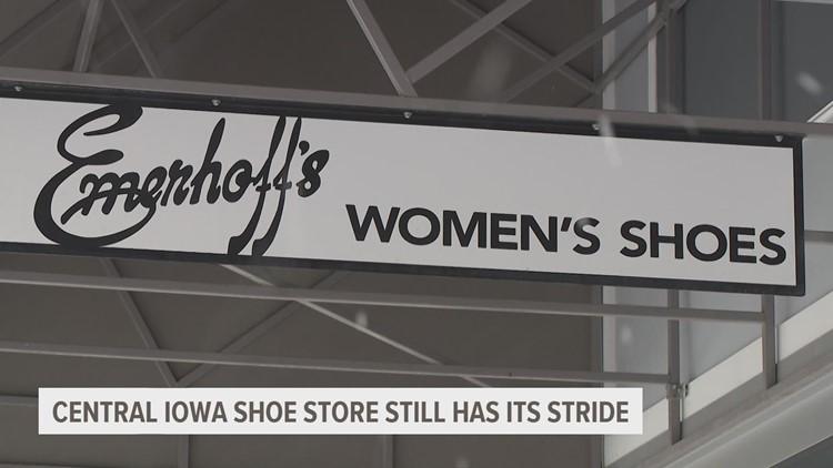 Emerhoff's Footwear ready to celebrate 80 years of business