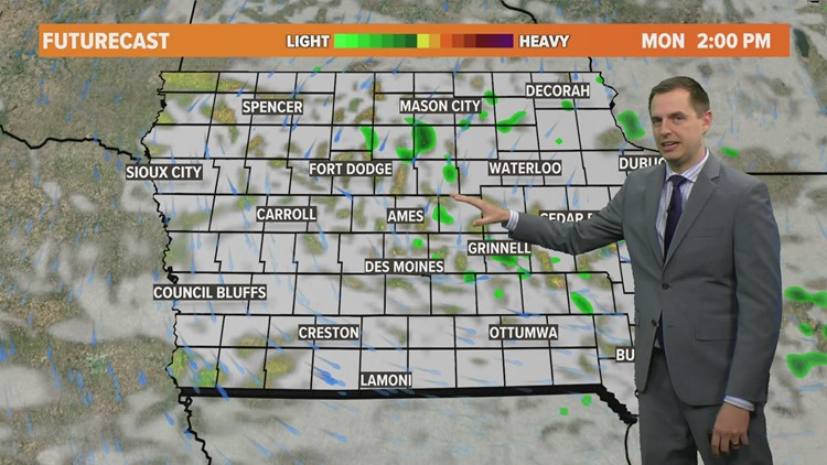 Morning Weather Update: May 10, 2021