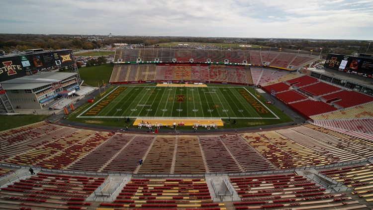 2021 Cy-Hawk football game to kick off at 2:30 p.m. on Sept. 11