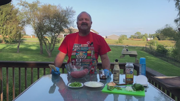 The Gearhead Gourmet: How to make the Best Burger Ever!