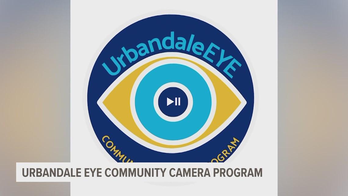 What is the UrbandaleEYE program? Police introduce community camera program