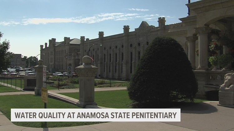 Iowa Department of Corrections clears up water quality confusion at Anamosa prison