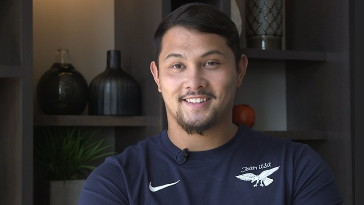 Ankeny native returns home after winning javelin bronze at Tokyo Paralympics