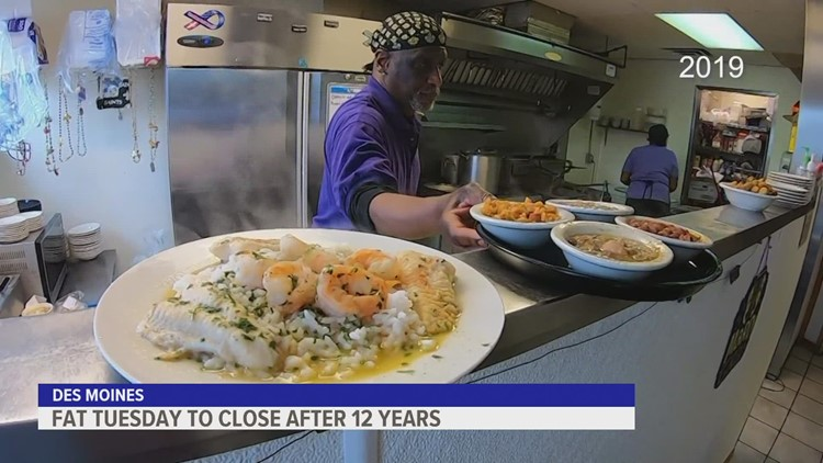 'He made his mark on this earth with this tiny restaurant': Fat Tuesday closes after 12 years