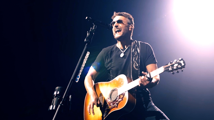 Enter to win Eric Church tickets