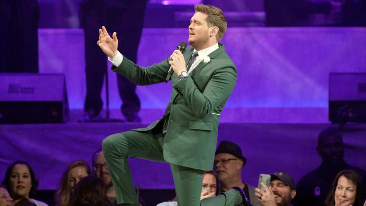 'No other choice but to cancel' | Michael Bublé calls off Texas performance due to venue disagreement