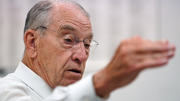 Chuck Grassley running for reelection in U.S. Senate