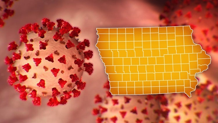 CDC: 8 total cases of UK variant confirmed in Iowa