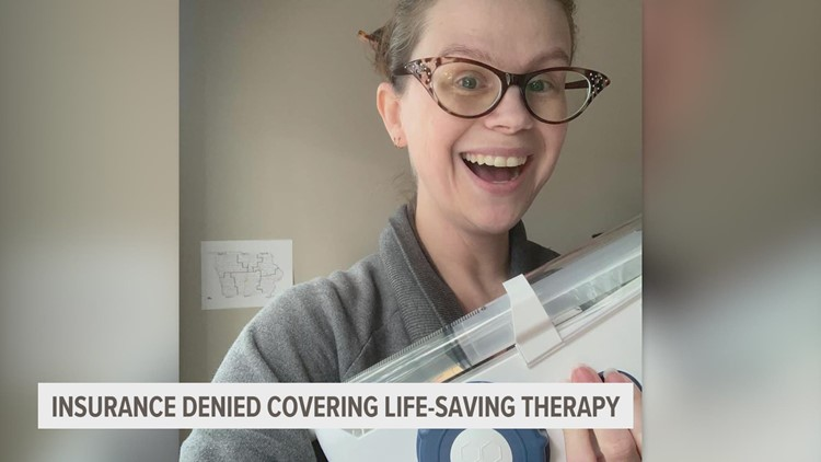 Ames woman denied coverage for $16K prescription, insurance says it's because bloodwork wasn't done during pandemic
