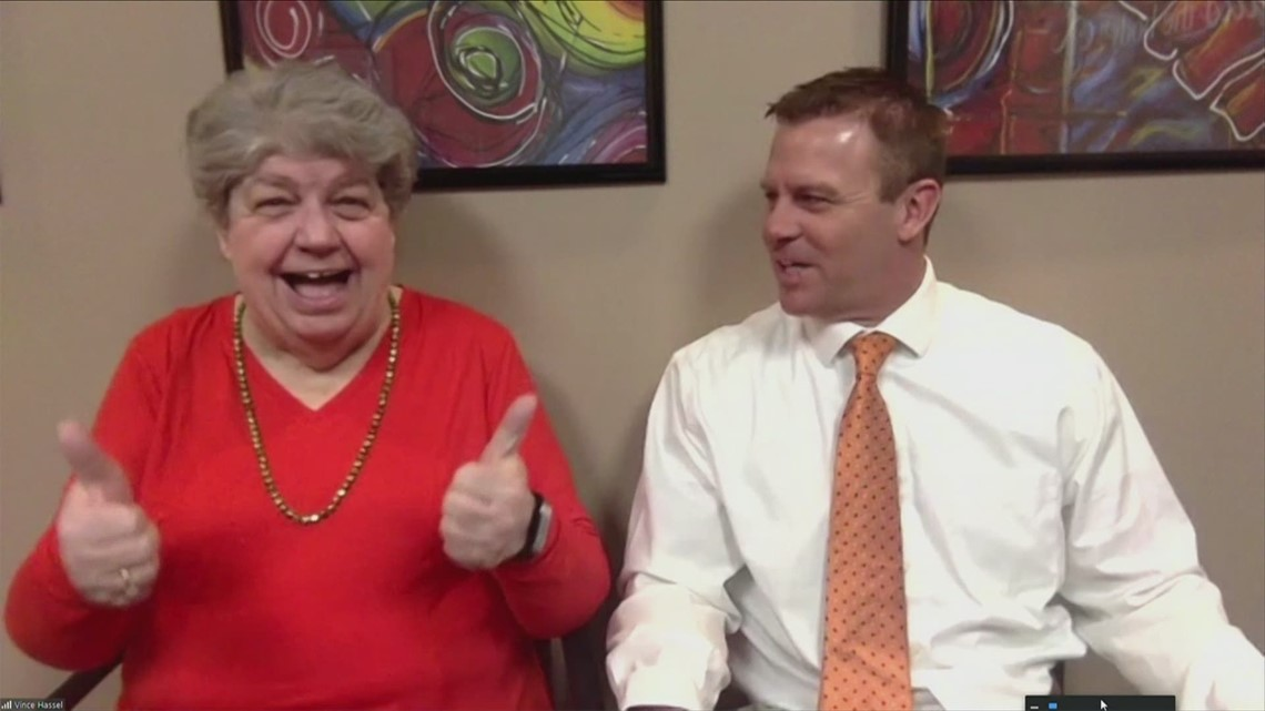 Moe is back!  And, now she's lost over 80lbs on Dr. Vince Hassel's Weight Loss Program!