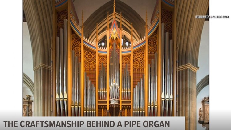 'Absolutely mind-numbing and frightening': Musicians feel impact of Dobson Pipe Organ Builders fire