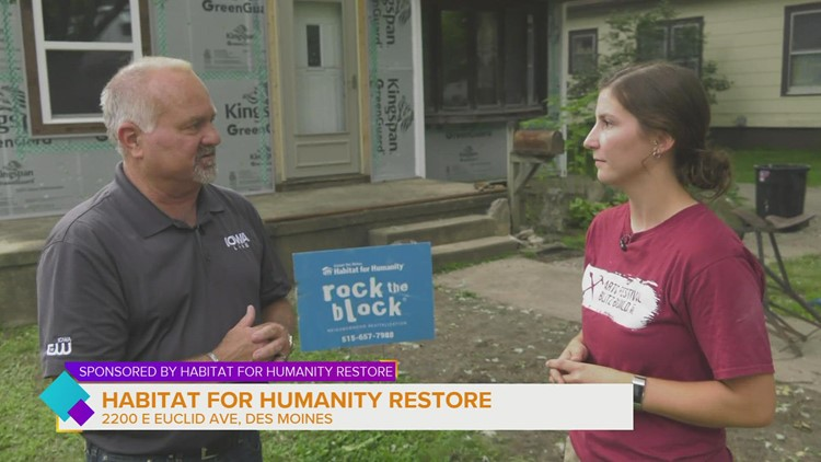 ROCK THE BLOCK with Greater Des Moines Habitat for Humanity | Paid Content