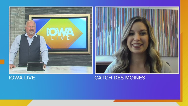 Catch Johnston Green Days, Art Week, The Bacoon Ride and Ironman competition this week around Des Moines
