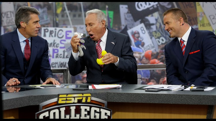 College GameDay coming to Ames for ISU vs. Iowa game