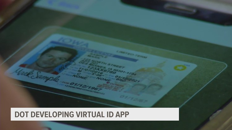Iowa DOT working on mobile IDs