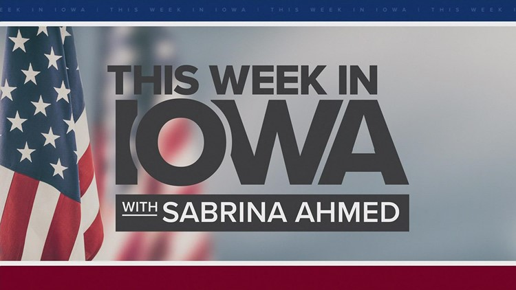 'This Week in Iowa' | What you need to know before Election Day and the revitalization of the 6th Avenue corridor