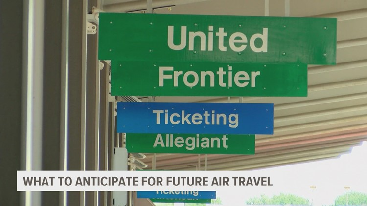 Planning a flight? Here's what you should do before you get to the airport