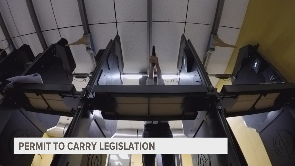What state and federal legislation could mean for Iowa gun owners