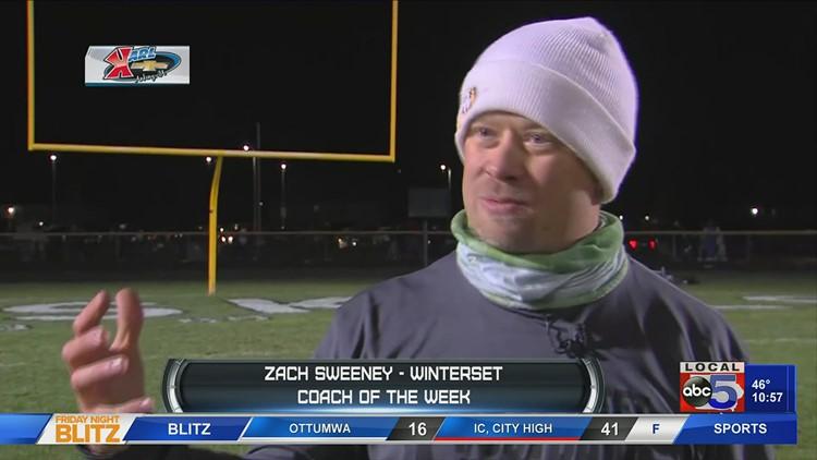 Blitz 10/16: Karl Chevrolet Coach of the Week