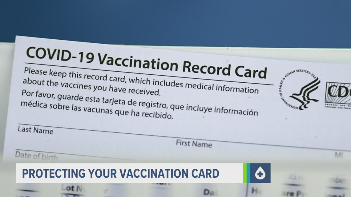 Staples laminating COVID vaccine cards for free