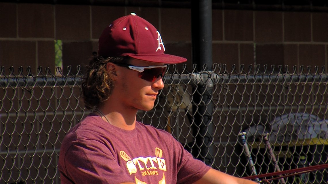 Brody Brecht has MLB's full attention in senior season with Ankeny