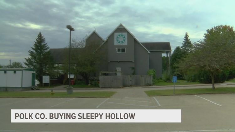 Polk County to purchase Sleepy Hollow Sports Park