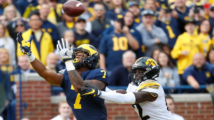 Michigan cancels game vs. Iowa following positive COVID-19 tests, contact tracing requirements
