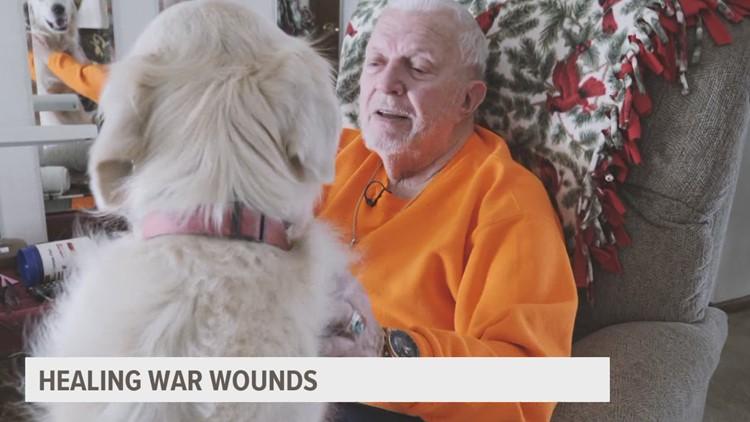 Denny & Simon | How man's best friend gave Korean War veteran a new purpose in life