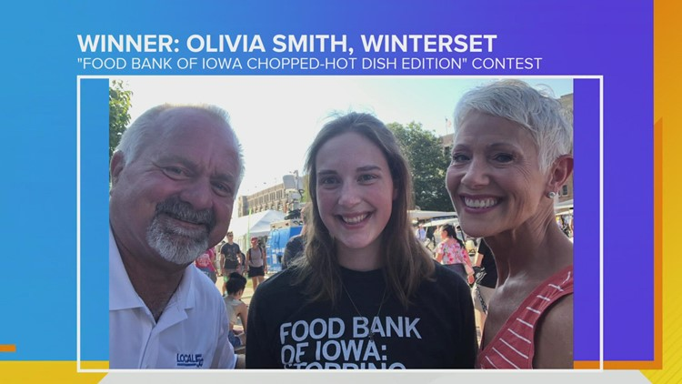 Food Bank of Iowa CEO/President on the success of