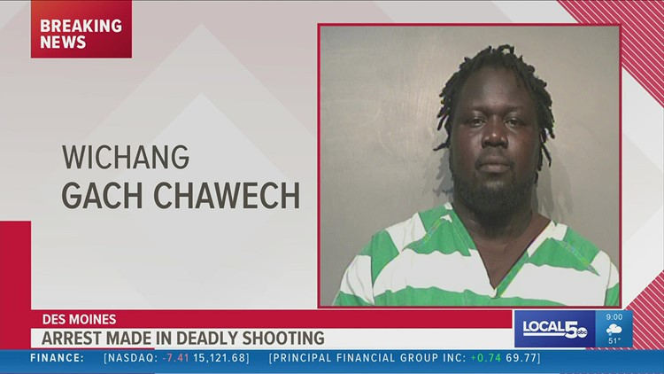 Des Moines resident arrested in killing of Omaha woman, police say