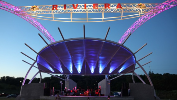 Fahrenheit on Friday night: Dance band to play 'Rendezvous on Riverview'